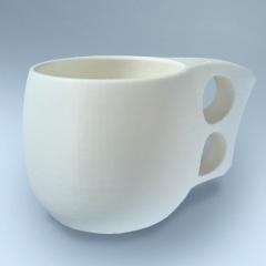 3D printed cup, BioCREATE