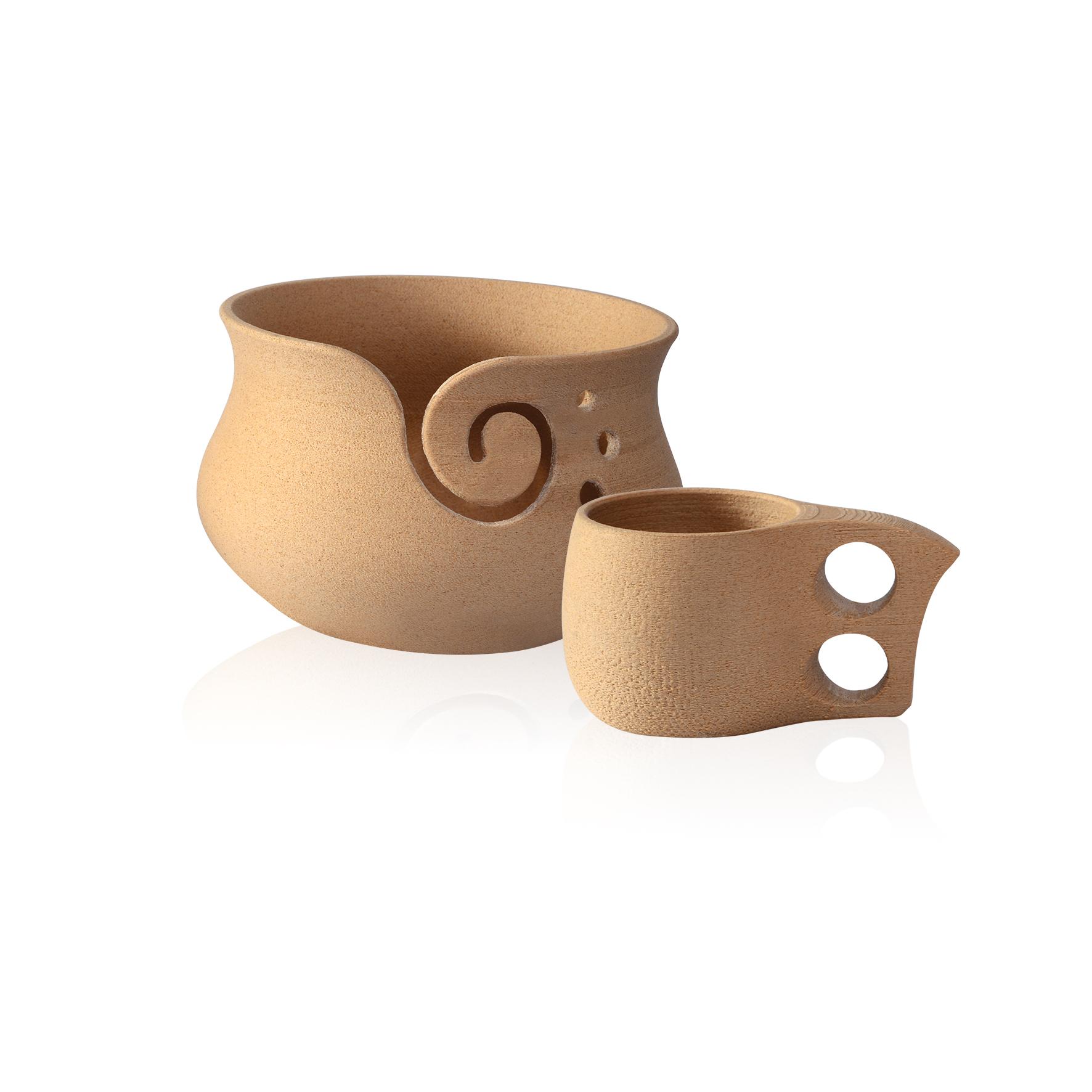 Filament Rosa 3D przykładowy wydruk 3: kubki