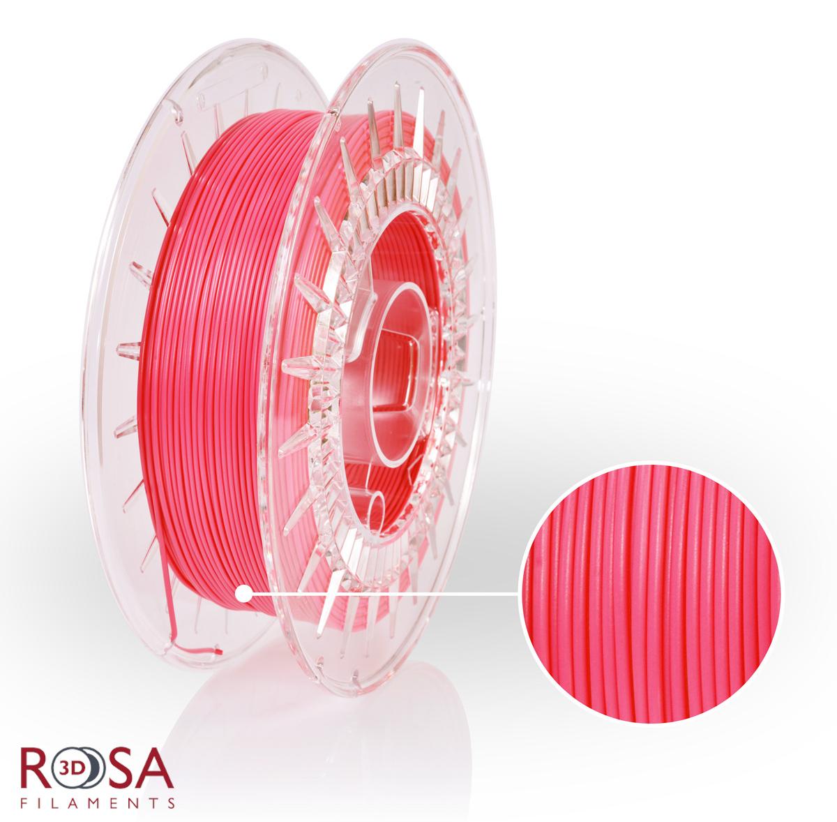 ROSA-Flex 96A Pink logo