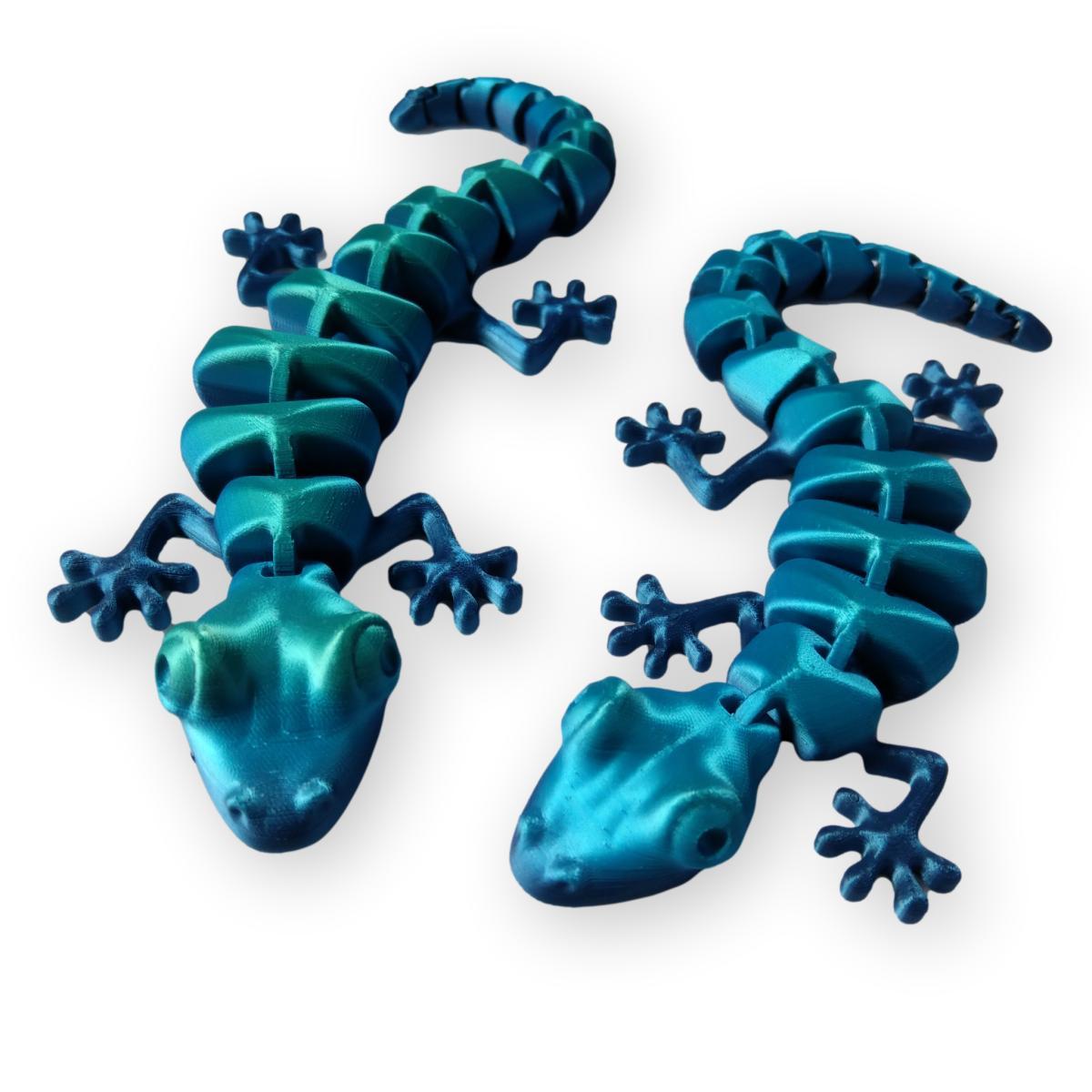 ROSA3D PLA Rainbow Silk Ocean lizards